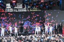 Bürgerfest zur Eröffnung der IGA 2017 in Berlin am 13.04.2017 mit Bundespräsident Frank-Walter Steinmeier