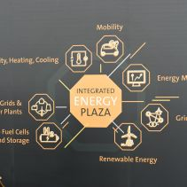 Presse Highlight Tour , Sonntag, 23 April 2017: Integrated Energy Plaza (GP Joule), Halle 27/H50